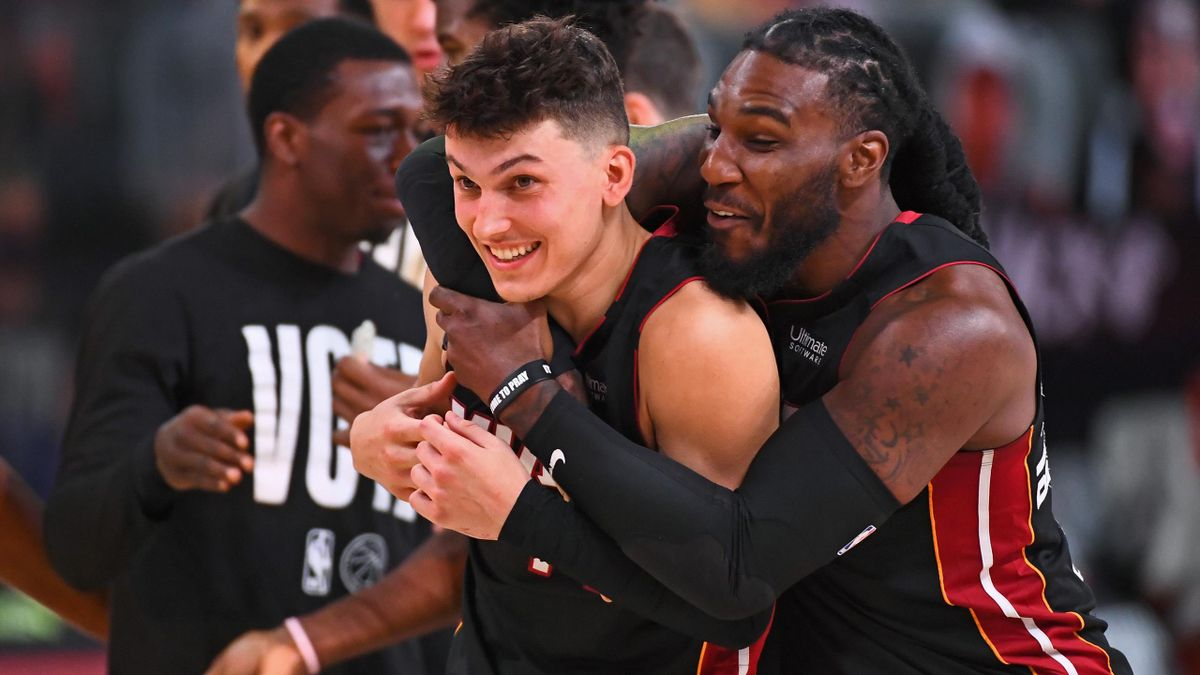 NBA: Herro come Magic Johnson! Il rookie porta Miami a un passo dalle Finals