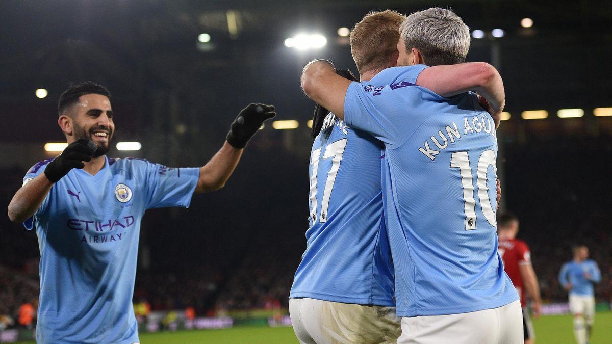 Manchester City gewinnt gegen Sheffield United