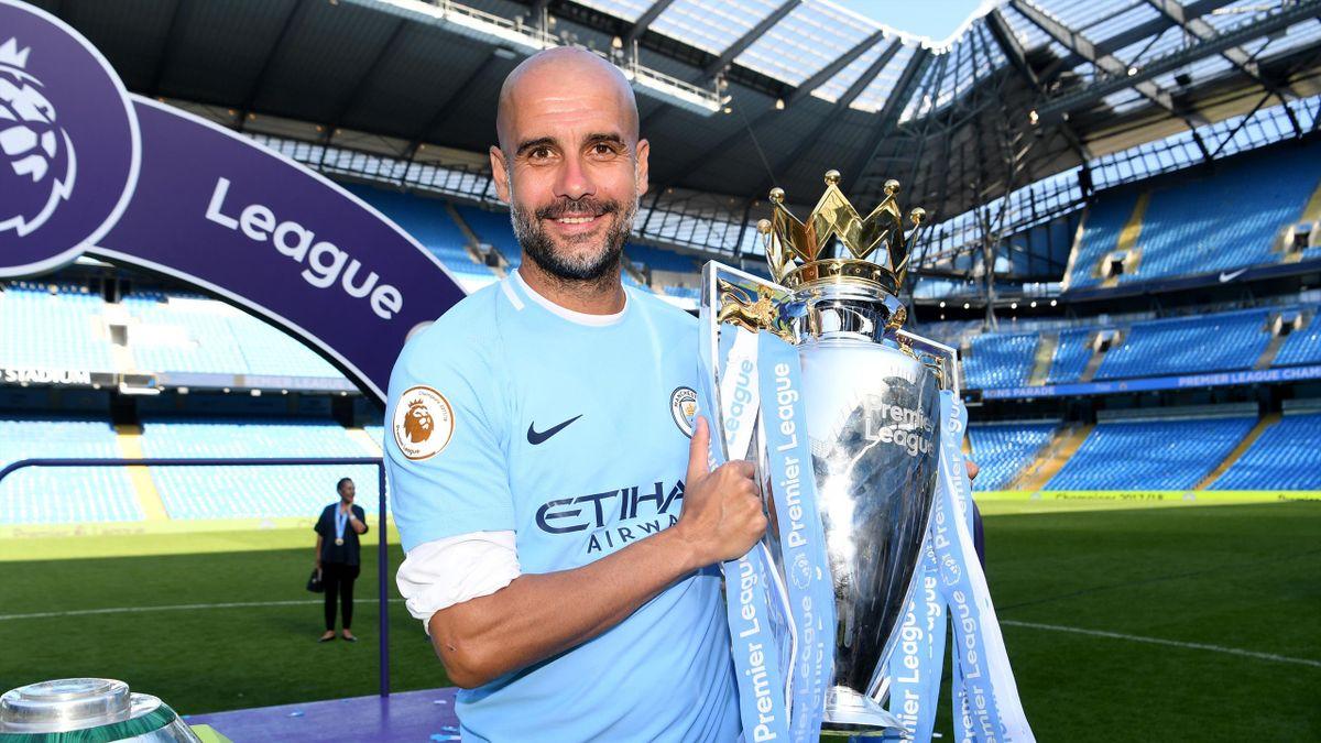 Pep Guardiola verlängert bei Manchester City bis 2021 ...