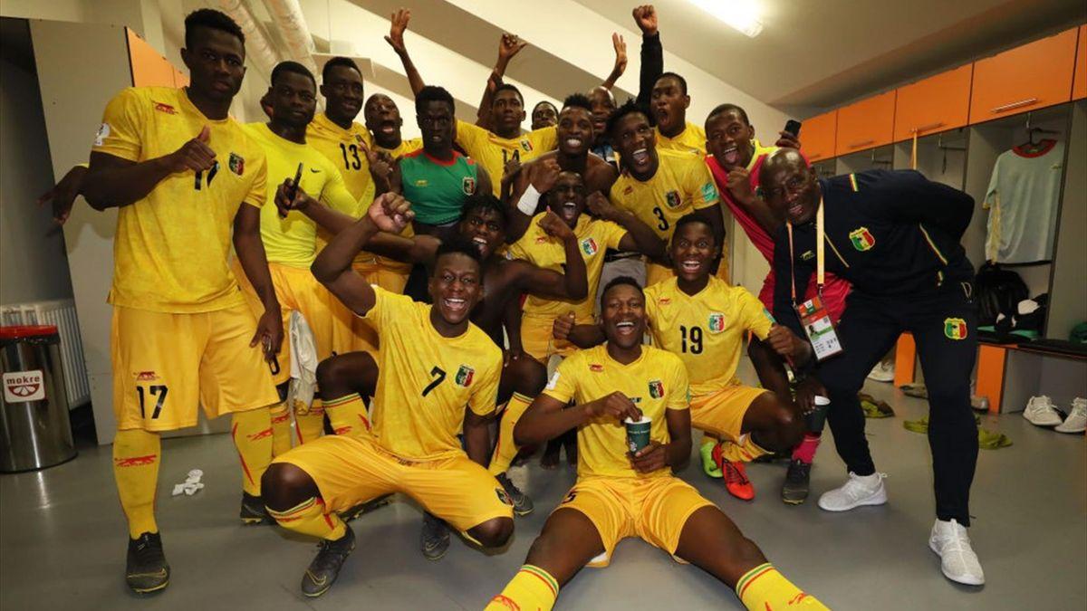 I festeggiamenti del Mali