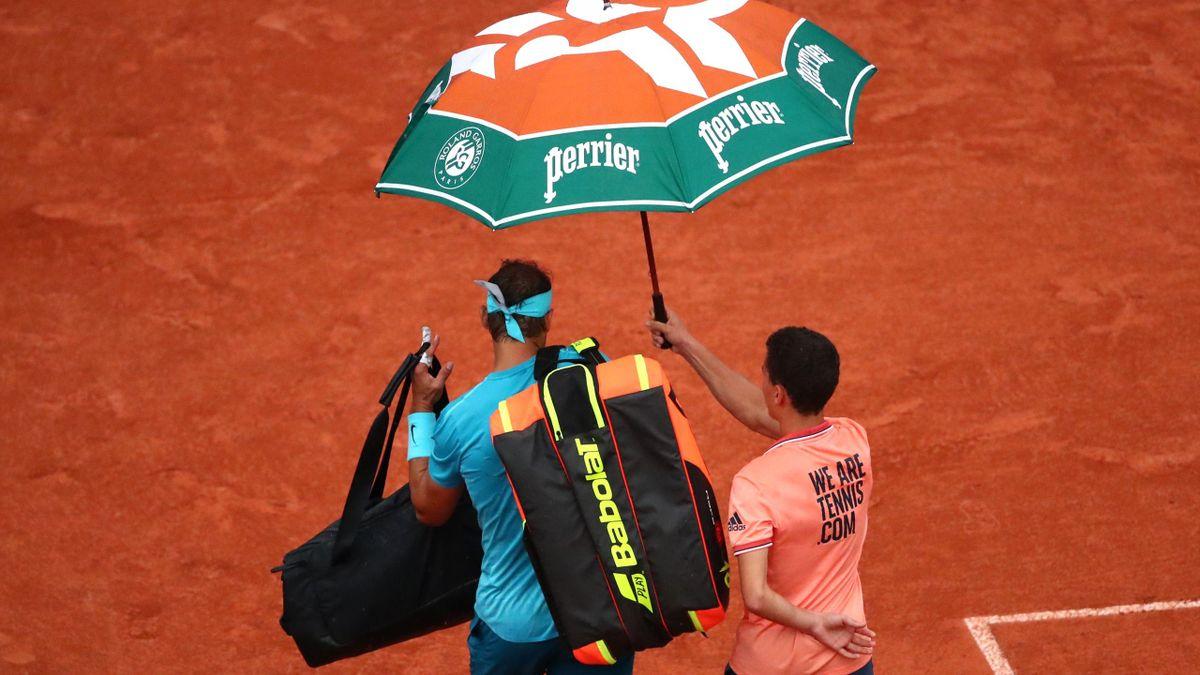 Nadal-Bolelli, Roland Garros