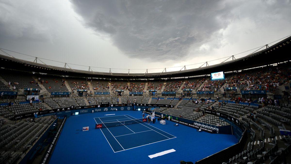 Le tournoi de Sydney prépare traditionnellement l'Open d'Australie