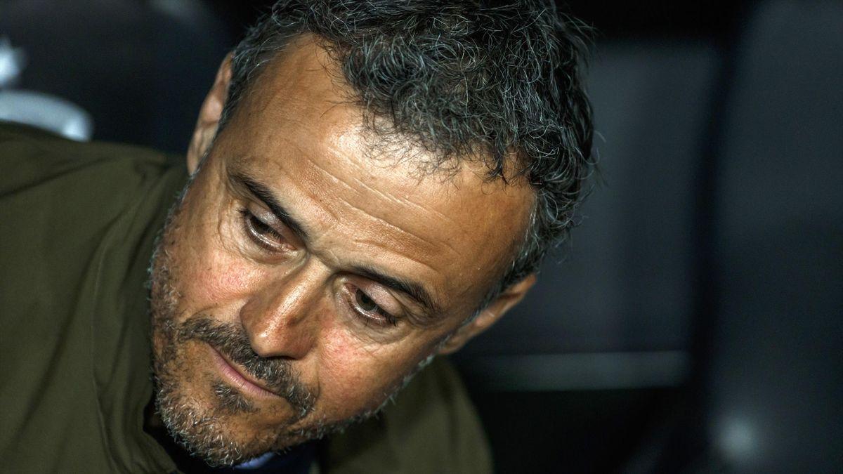 Luis Enrique 2019