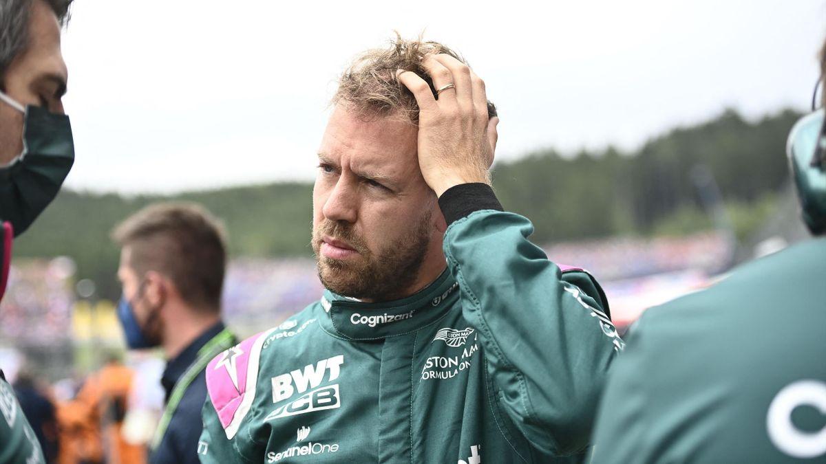 Sebastian Vettel blieb in Spielberg ohne Punkte