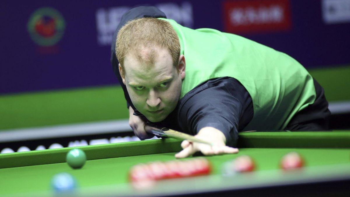 Jordan Brown steht im Finale der Welsh Open