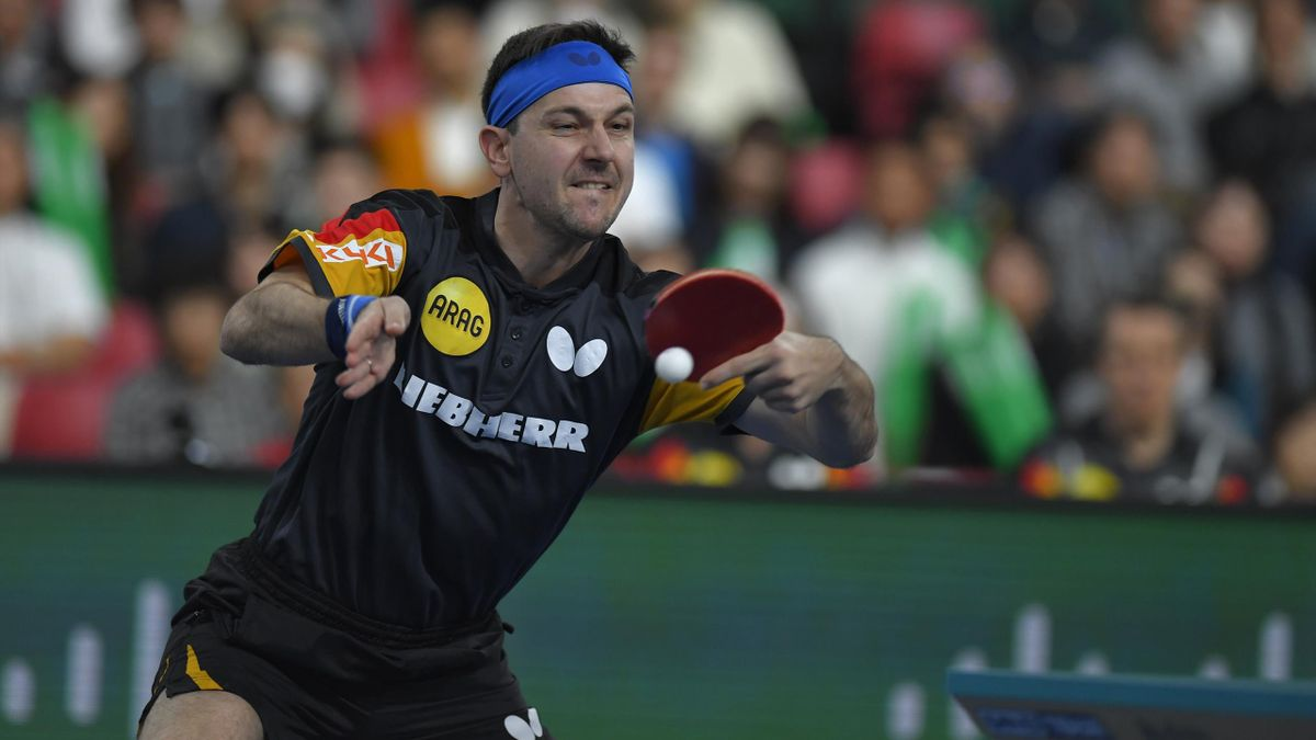 Timo Boll | Table Tennis | ESP Player Feature
