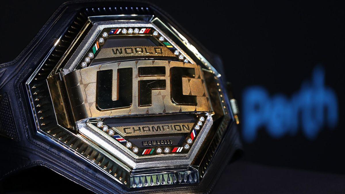 Чемпионский пояс UFC