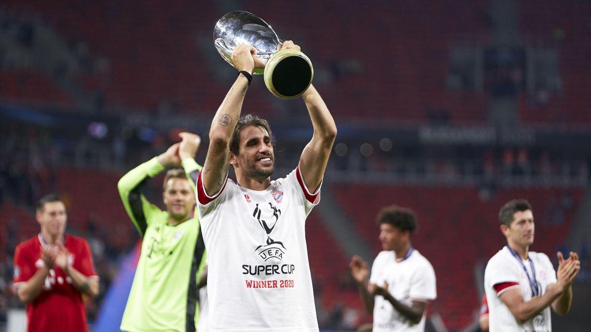 Javi Martínez - FC Bayern