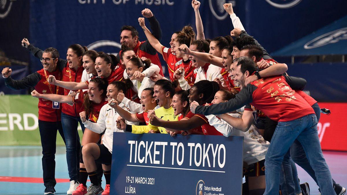 España se clasifica para los Juegos Olímpicos de Tokio