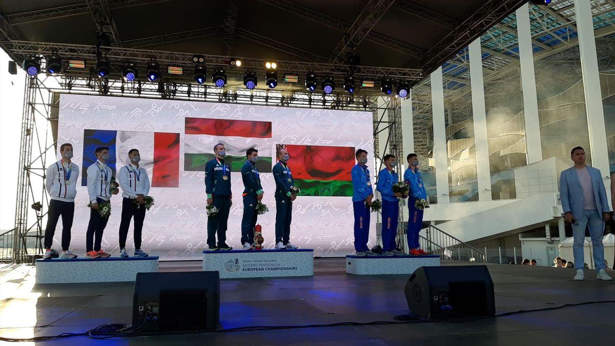Hungarian Modern Pentathlon/Magyar Öttusaszövetség
