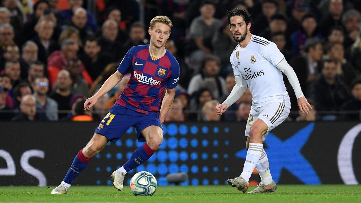 Calendrier Fc Barcelone 2021 Le calendrier de la Liga est sorti : FC Barcelone Real Madrid