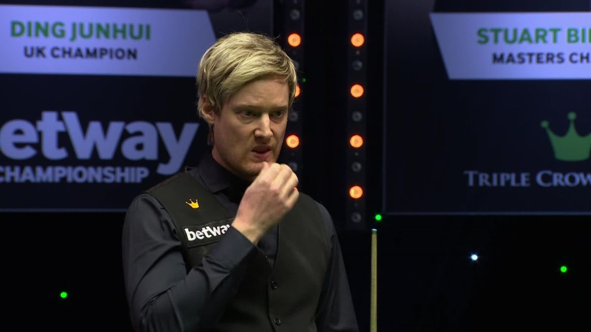 UK Championship : Robertson wins the final against Trump