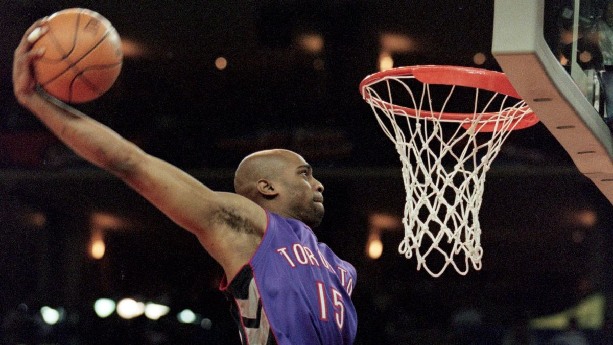 Vince Carter a jucat 22 de sezoane în NBA