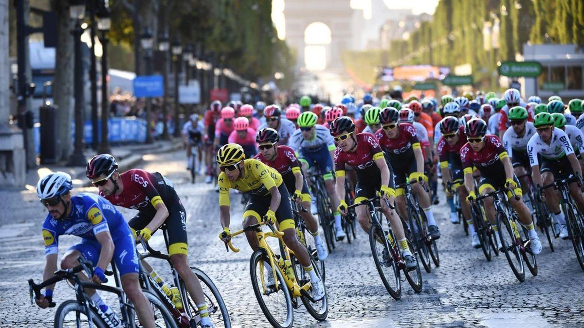 Колоездачната обиколка на Франция