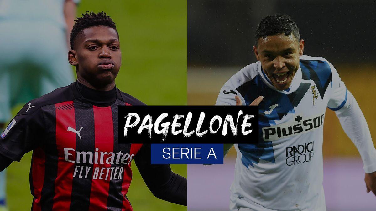 Pagellone 17a giornata: Milan e Atalanta al top