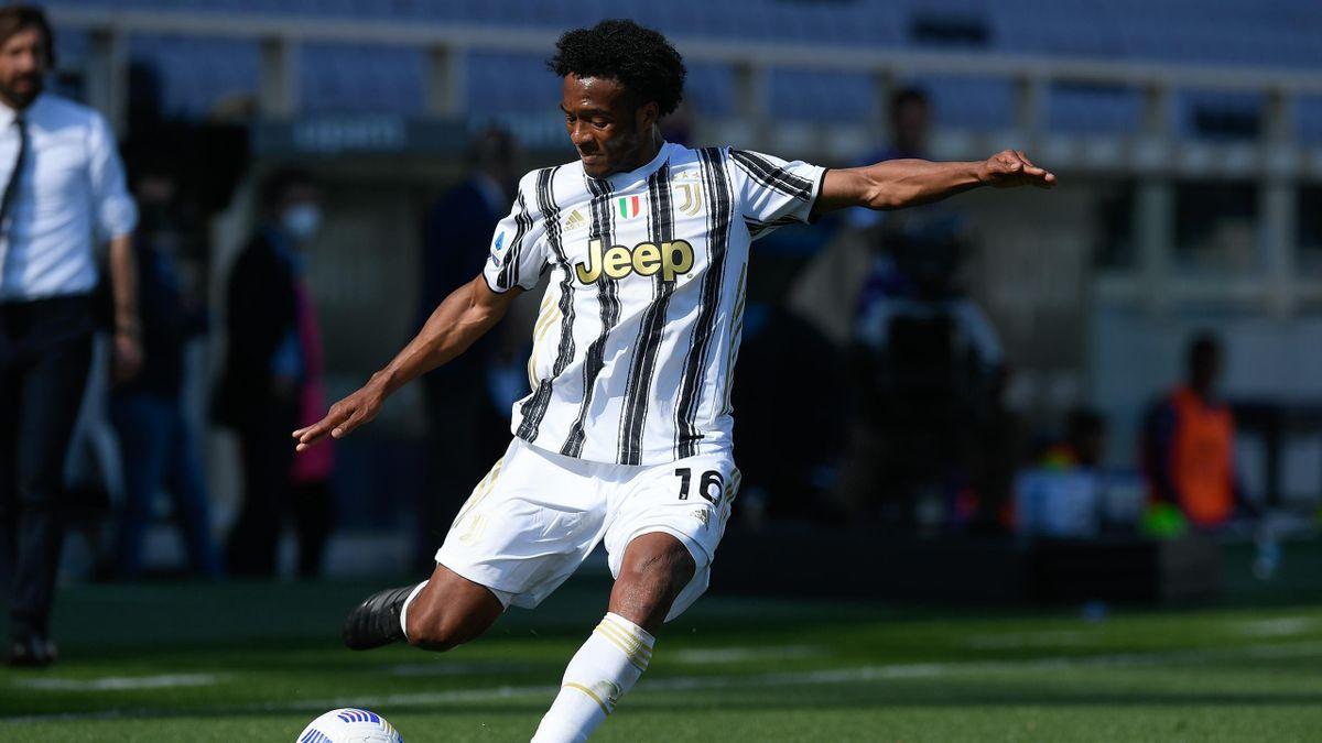 Juan Cuadrado, Juventus 2020-2021 (Getty Images)