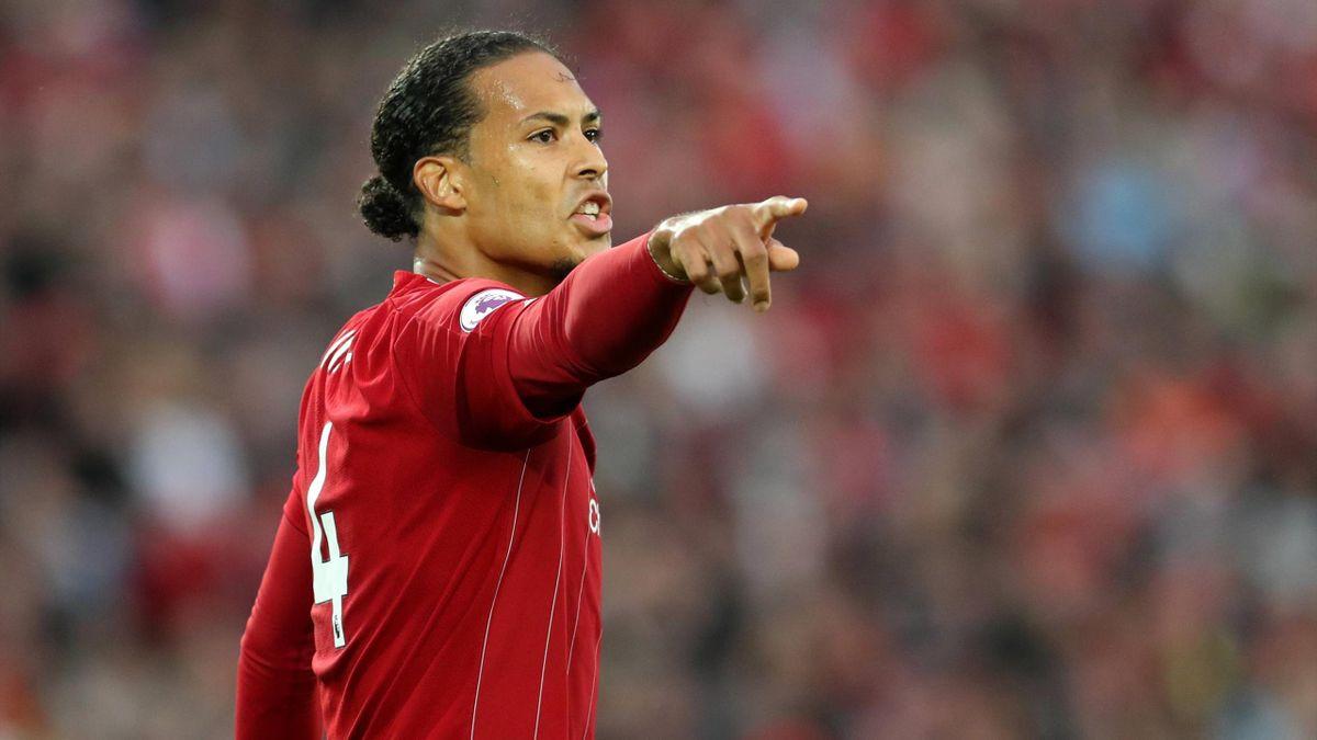 Virgil van Dijk - FC Liverpool