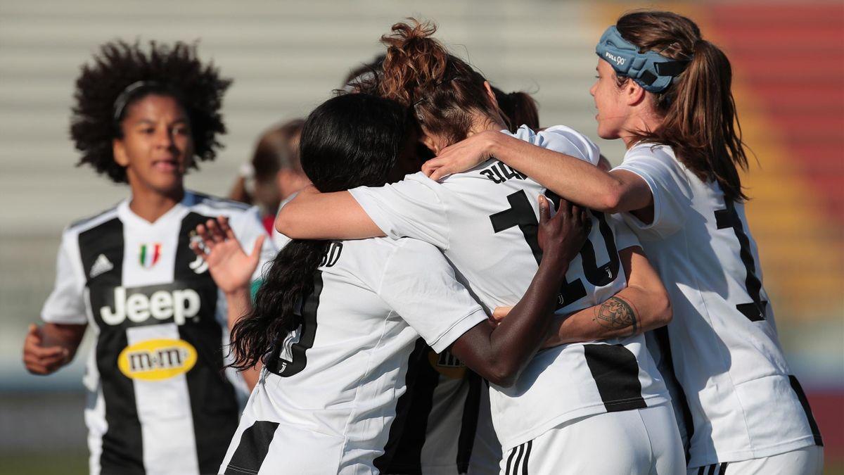 Juventus women 2019 - Getty Images