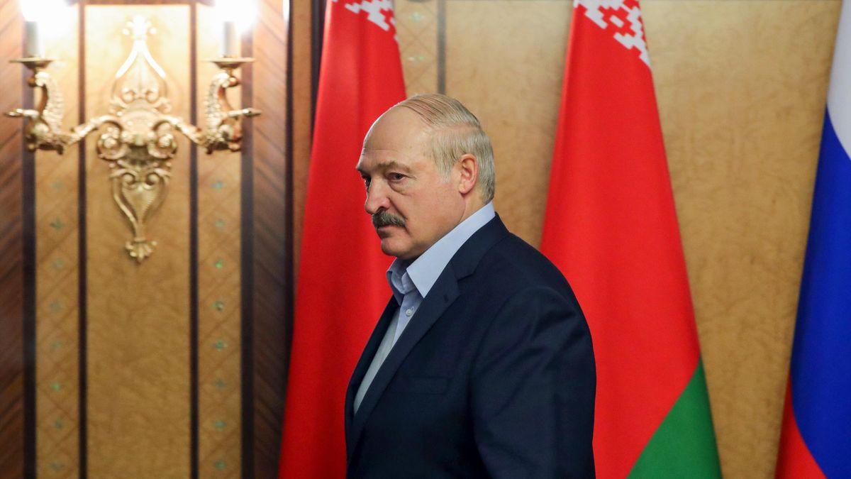 Александр Лукашенко, Белоруссия