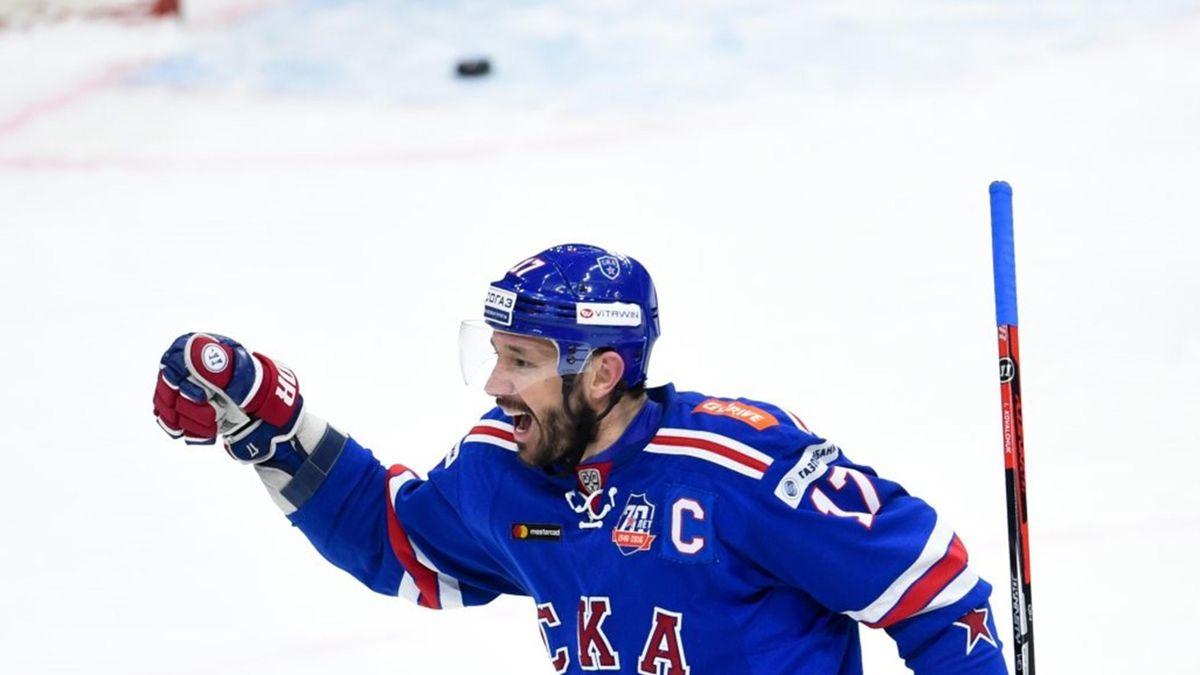 Илья Ковальчук (СКА) – ska.ru