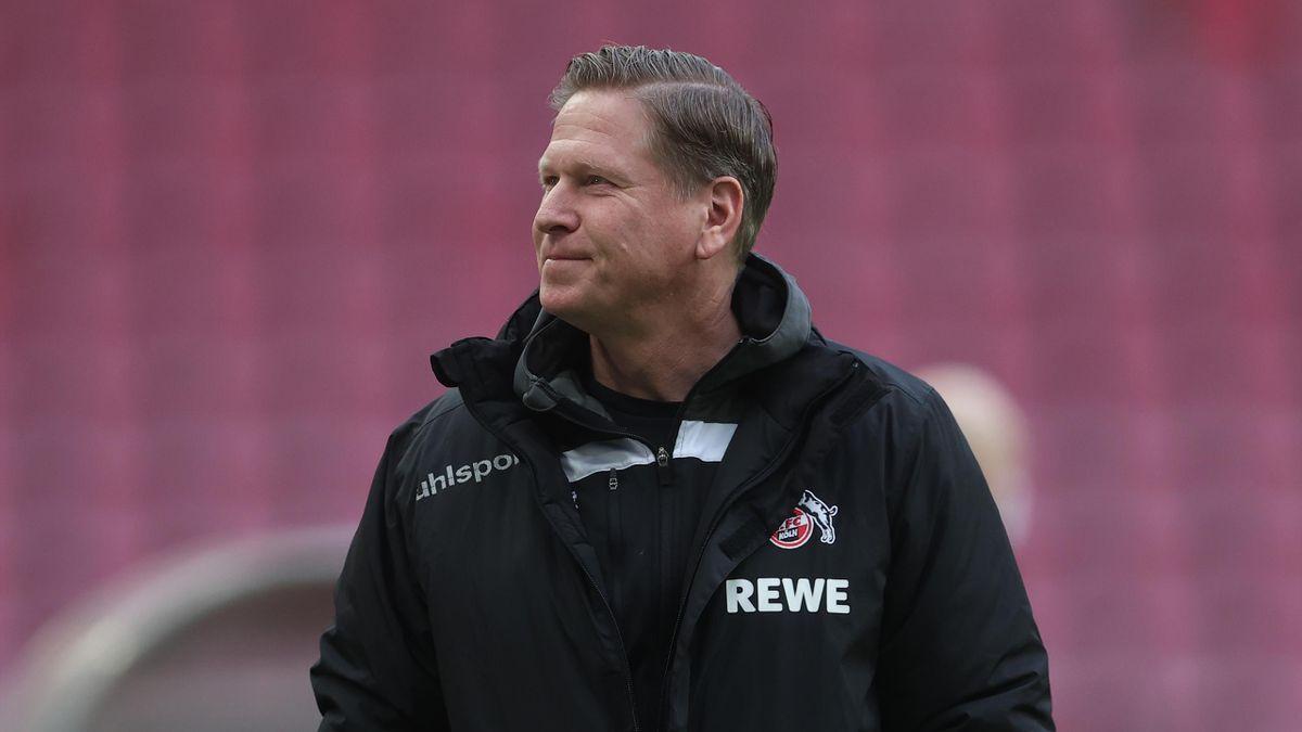 Markus Gisdol, FC-Trainer