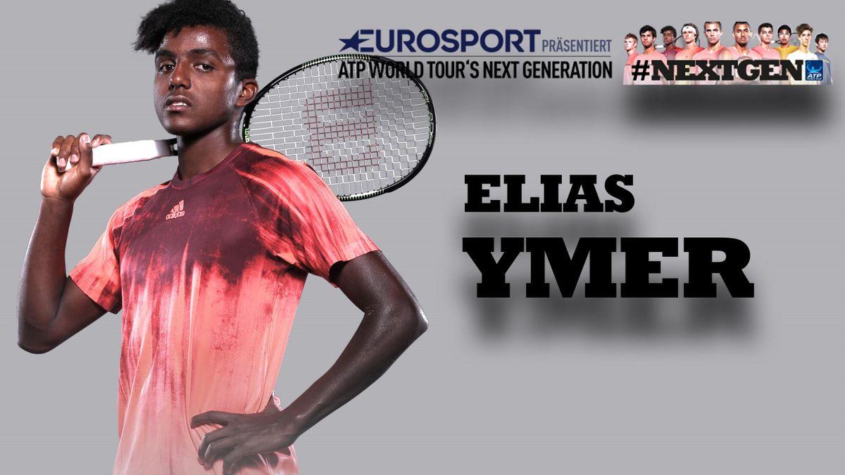 Elias Ymer