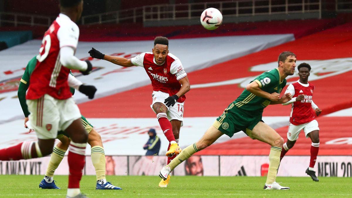Pierre-Emerick Aubameyang, căpitanul lui Arsenal