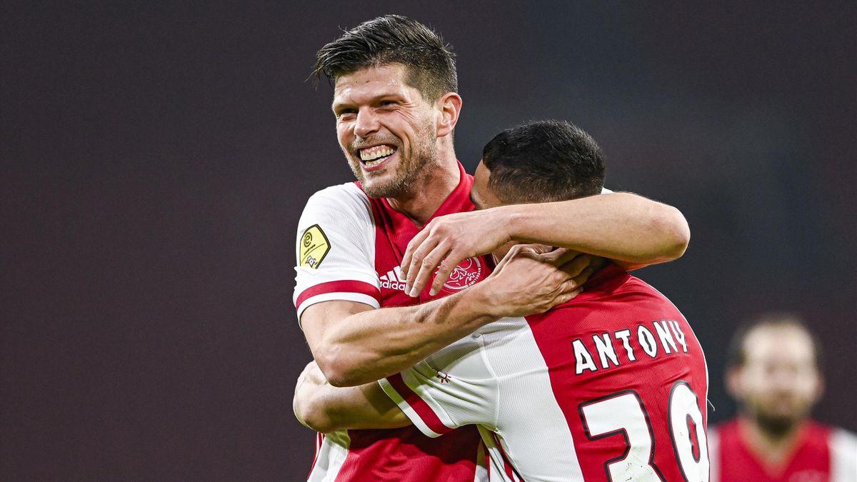 Huntelaar jubelt mit Ajax Amsterdam