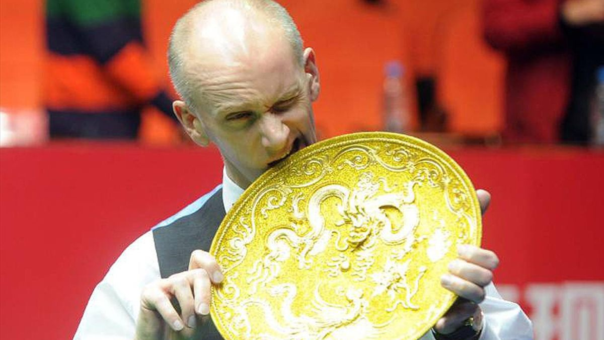 Peter Ebdon China Open