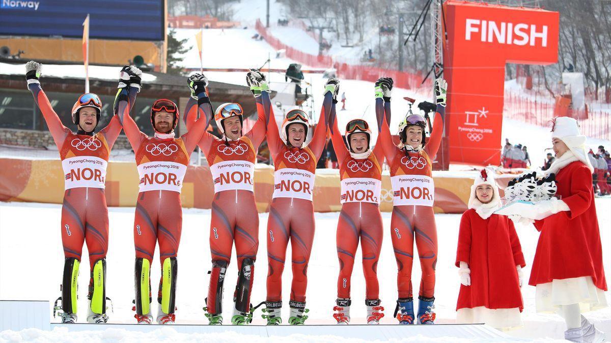Сборная Норвегии по горным лыжам