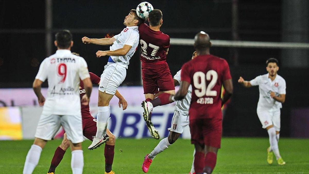 CFR Cluj - Hermannstadt 1-0