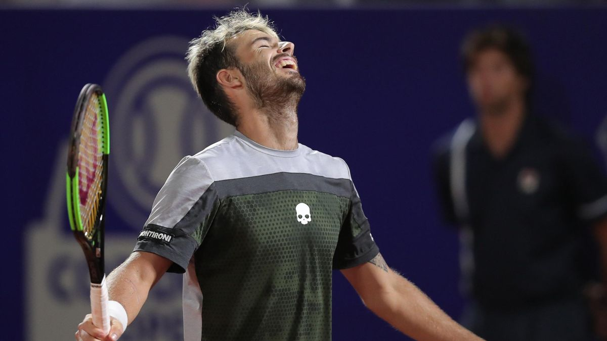 Juan Ignacio Londero celebra su primer título en Córdoba
