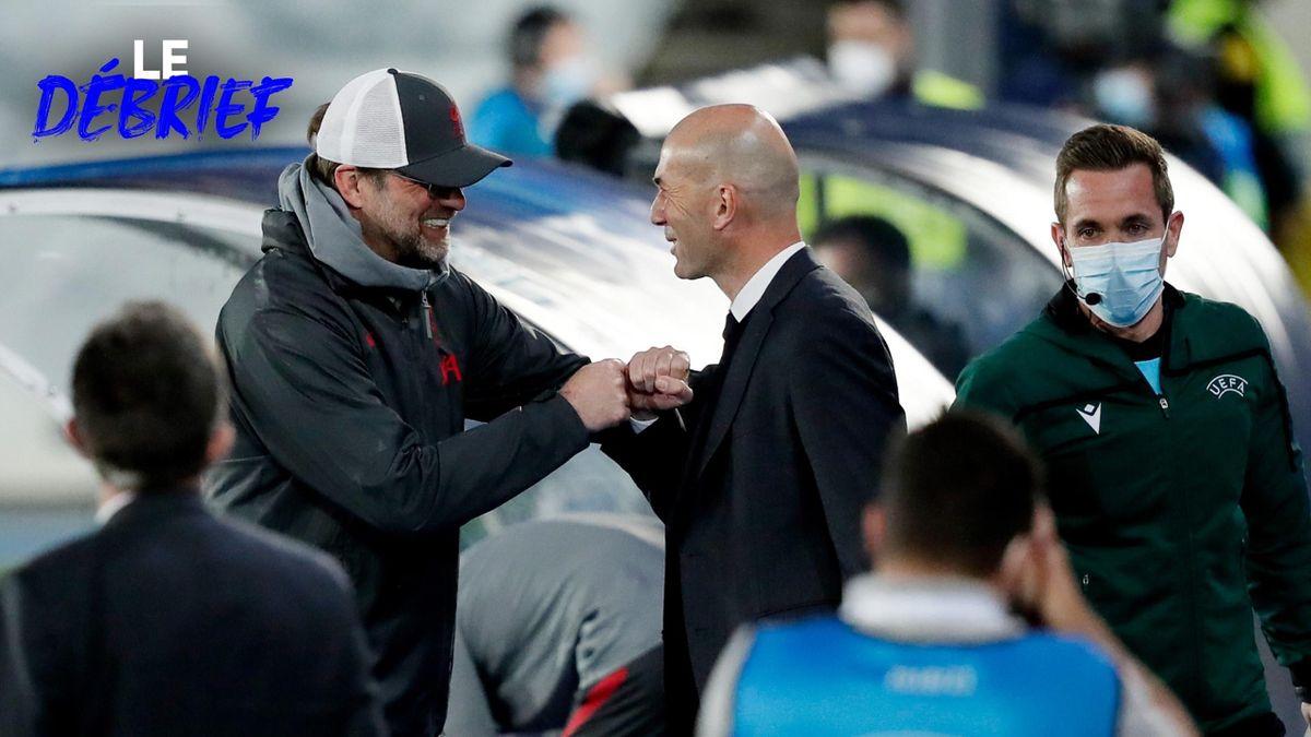 """Zidane a encore eu tout bon : """"Sa capacité à sublimer ses leaders est bluffante"""""""