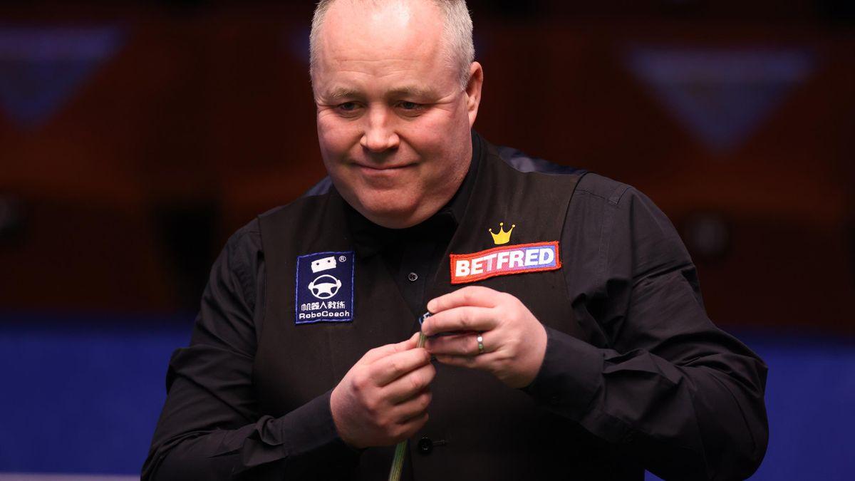 John Higgins | World Championship 2021