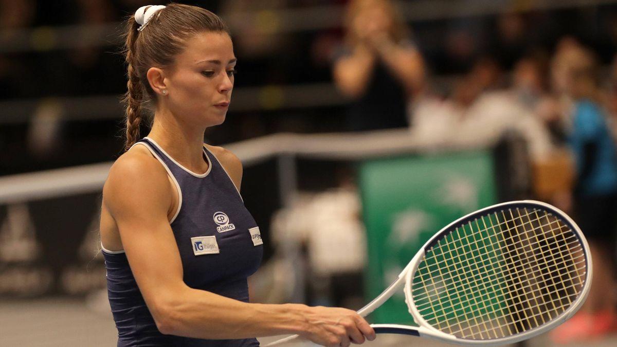 Camila Giorgi - Fed Cup 2020