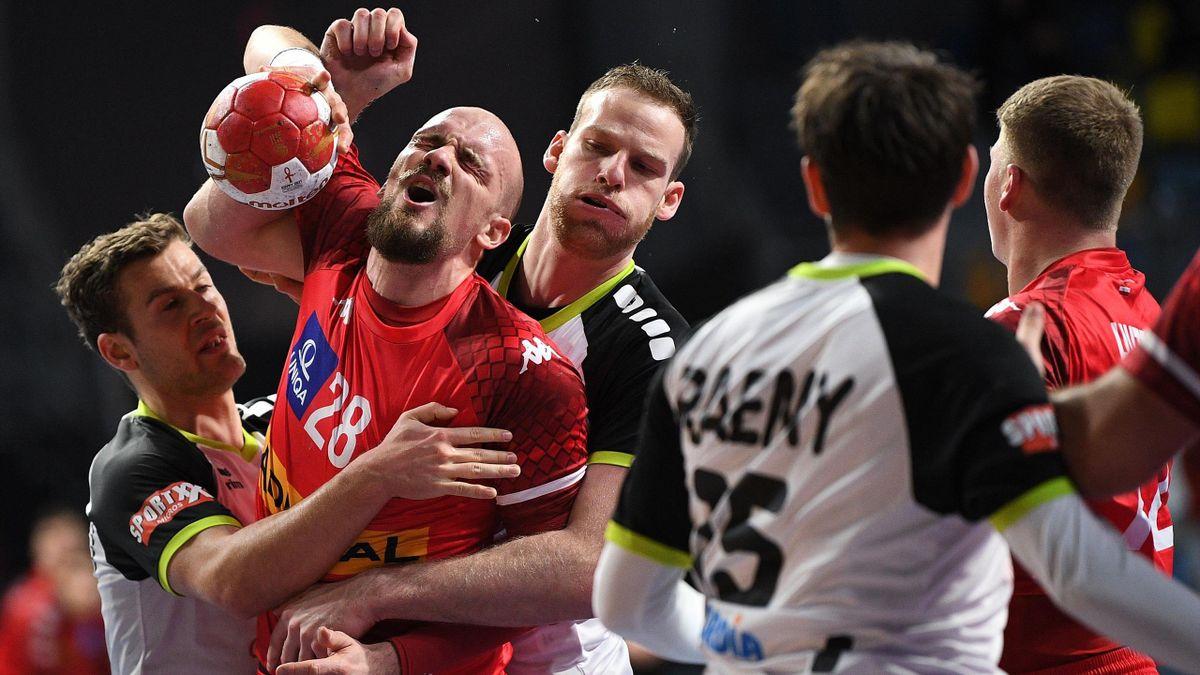 Handball-WM: Schweiz gegen Österreich