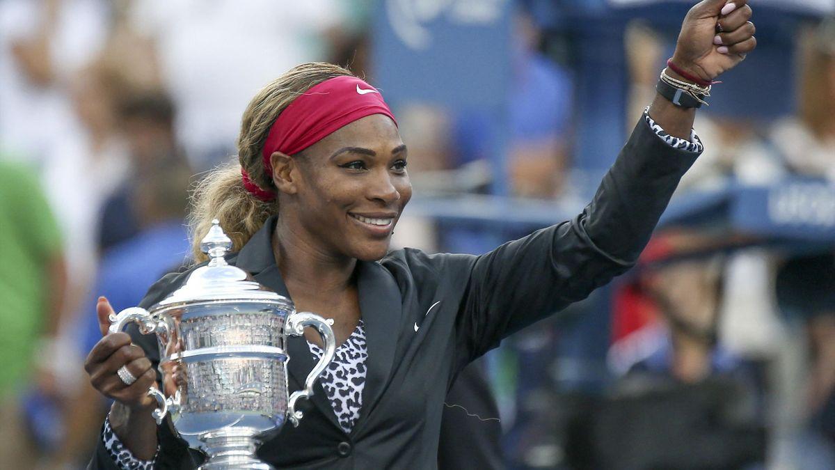 Serena Williams - fotó: Bilgin S. Sasmaz
