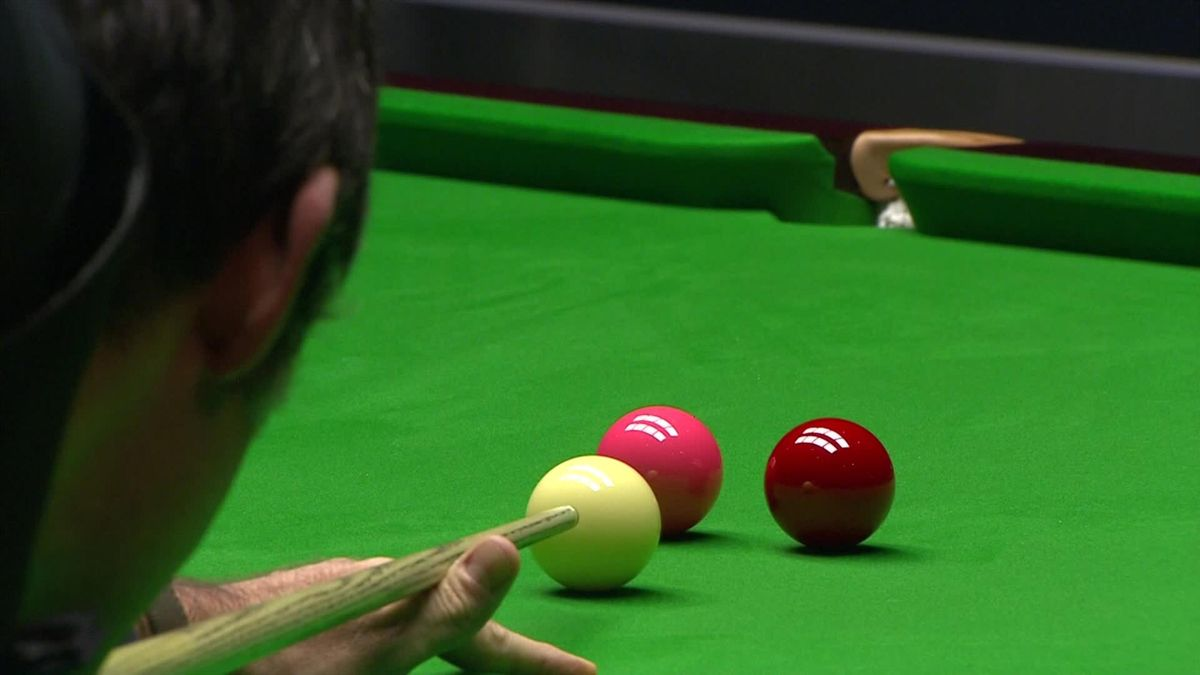 Snooker : O'Sullivan beats Selby in a crazy finish