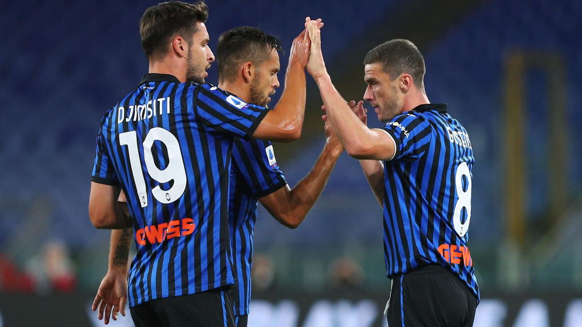 Atalanta Bergamo schlägt Lazio