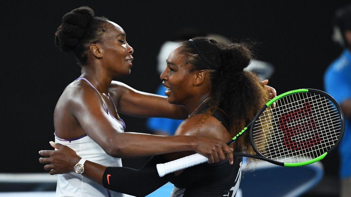 Venus und Serena Williams