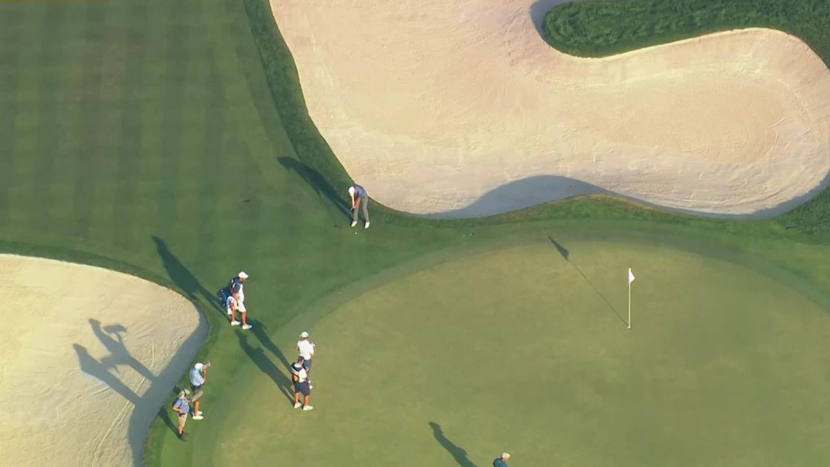 Golf PGA Tour Arnold Palmer Invitational Day 2: Great shot from Jordan Spieth