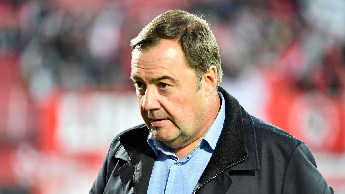 Olivier Delcourt, président du DFCO, ne croit plus aux miracles pour son club