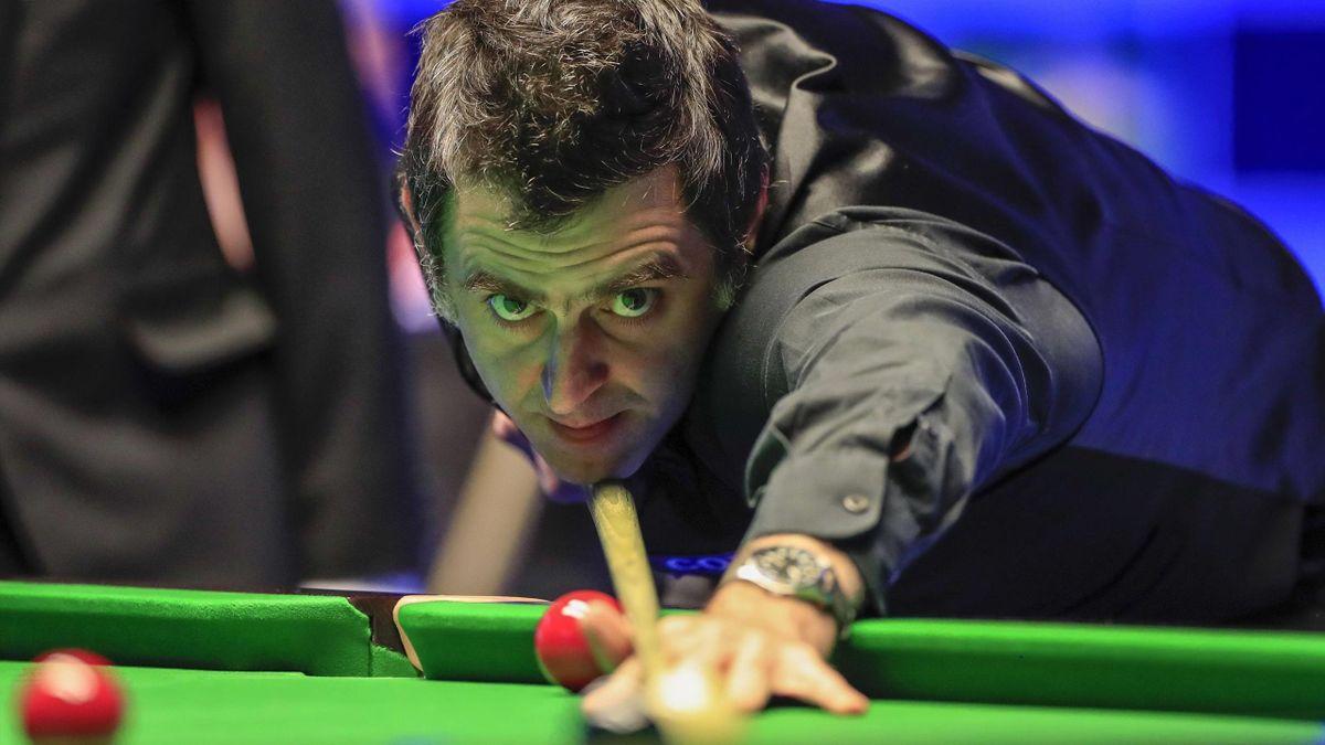 Ronnie O'Sullivan schlug John Higgins bei der Tour Championship im Viertelfinale