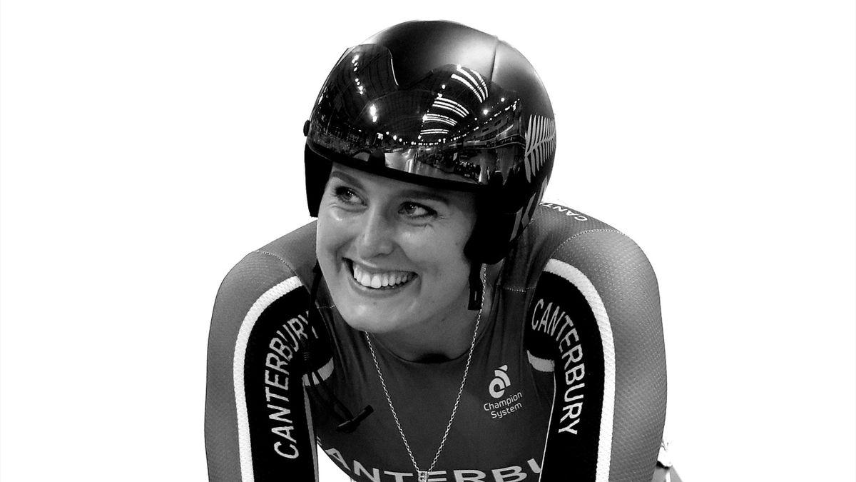 Olivia Podmore (Nueva Zelanda)