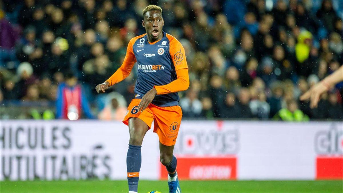Junior Sambia, Montpellier 2019-20