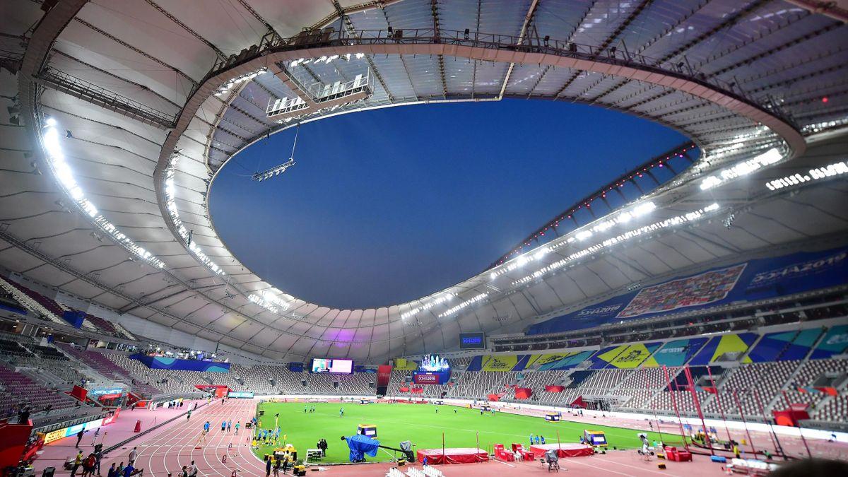 Doha athletics