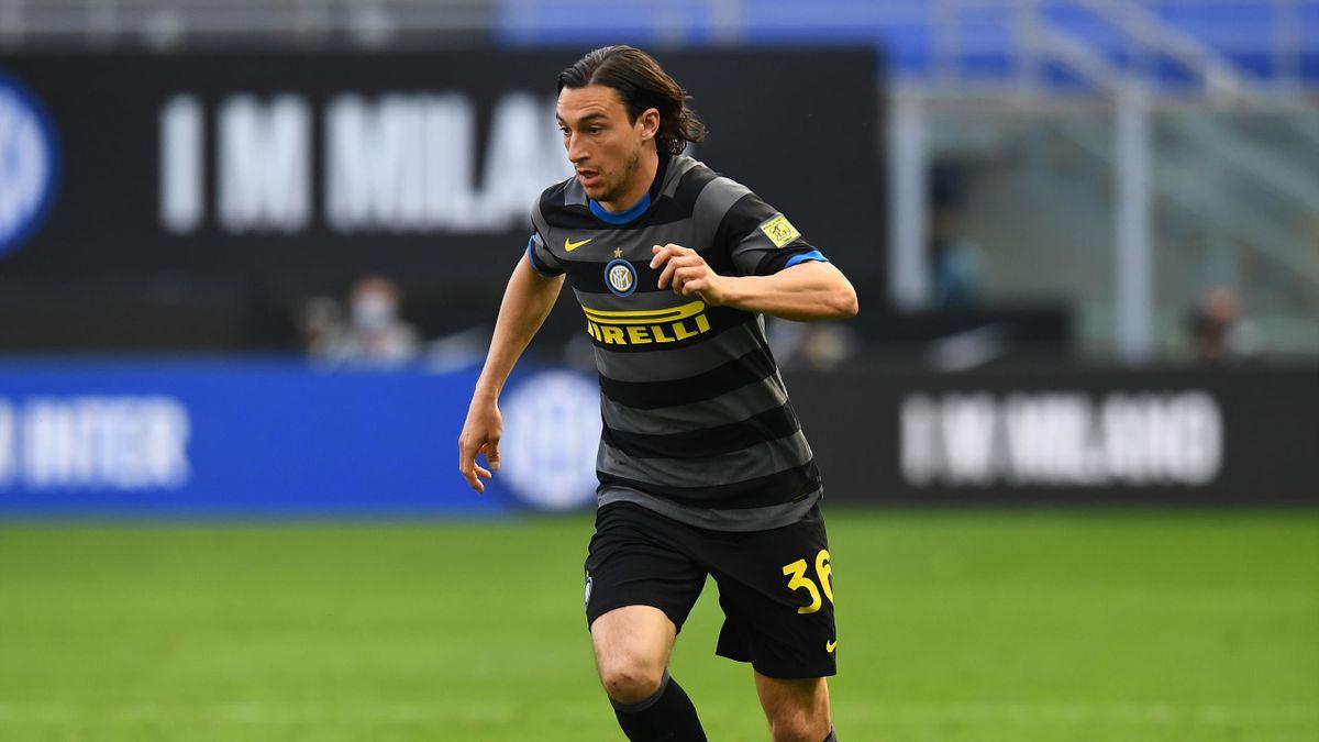 Matteo Darmian, Inter-Verona, Serie A 2020-21, Getty Images