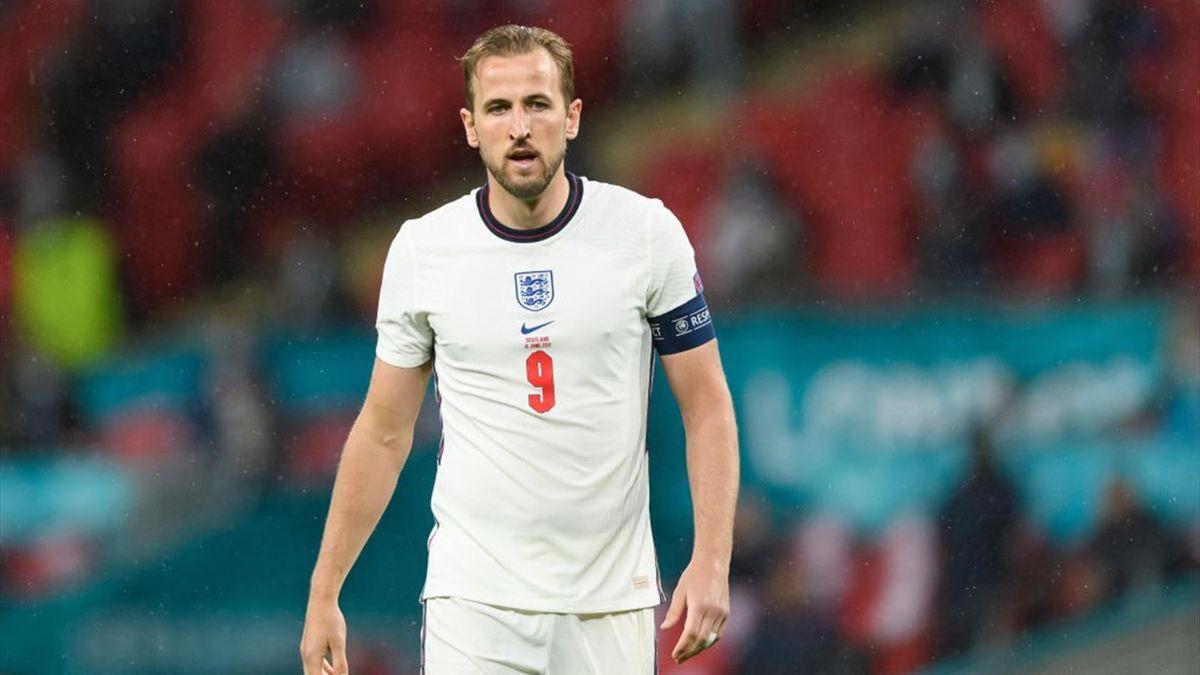 Harry Kane - Inghilterra-Scozia Euro 2020