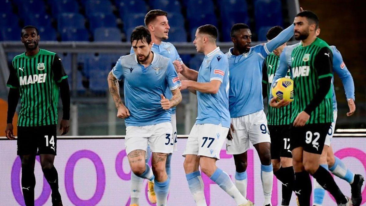 Milinkovic - Lazio-Sassuolo - Serie A 2020/2021 - Getty Images