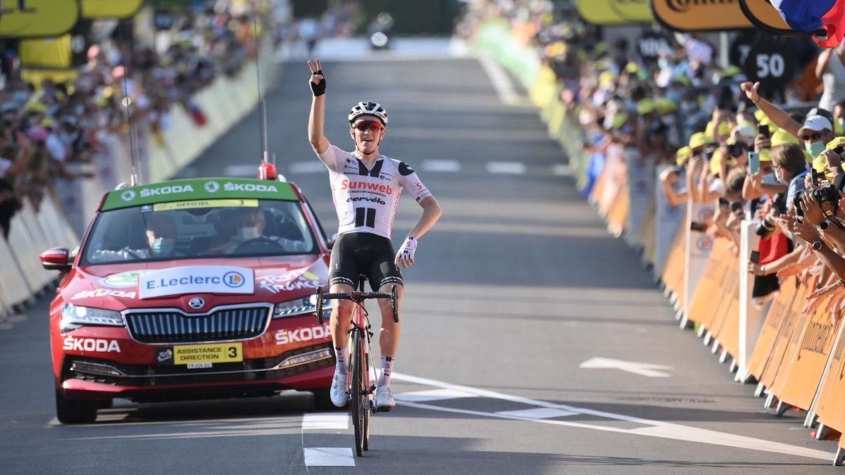 Soren Kragh Andersen a câștigat etapa a 19-a din Turul Franței 2020